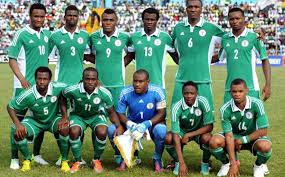 Super Eagle of Nigeria